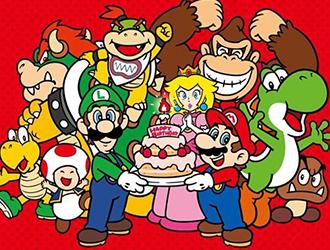 生日快乐!任天堂130周年回顾