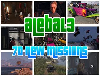 单机玩家最爱!GTA5新MOD带来70个新任务