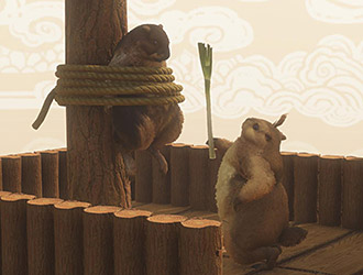 鼠鼠奇潭!《古剑奇谭3》冒险玩法包评测