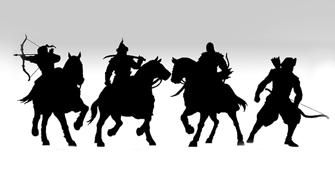 《战意》蒙古七武海 怎么只有6人?