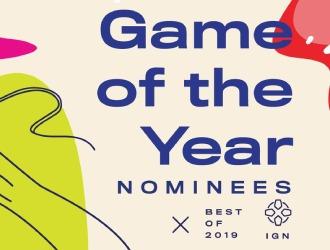 "IGN ""年度最佳游戏"" 提名"