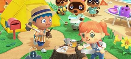 《集合啦!动物森友会》图文评测:无人岛趣味生活