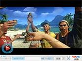 《孤岛惊魂3》公布宣传影像