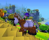 《立方体世界》游戏壁纸