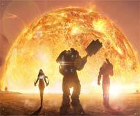 《太阳风暴》游戏壁纸