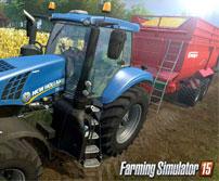 《模拟农场15》游戏壁纸