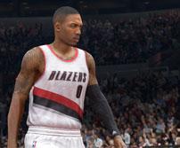 《NBA Live 15》游戏壁纸