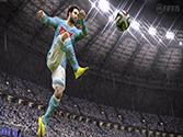 《FIFA 15》引擎演示