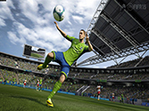 《FIFA15》展示次世代门将风采 门将智商不再捉急