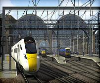 《模拟火车2015》游戏壁纸