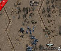 《战锤40k:末日之战》游戏壁纸