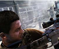 《狙击手:幽灵战士2》游戏壁纸