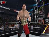 《WWE 2K15》全新扫描功能
