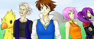 《最终幻想5》图文攻略