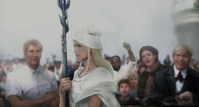 《最终幻想15》倒计时宣传图藏深意 王子公主或天各一方