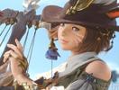 《最终幻想14》光雕投影秀