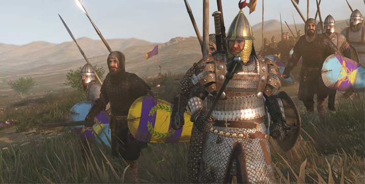 《骑马与砍杀2:领主》科隆预告片公布