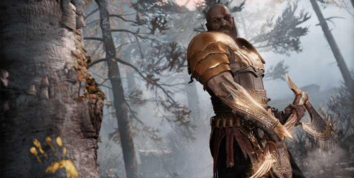 《战神4》新游戏+模式演示公开