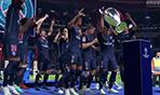 《FIFA 19》欧冠比赛流程演示