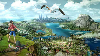 《海贼王:世界探索者》探索无尽的未知世界