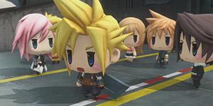 《最终幻想世界Maxima》新系统及角色介绍