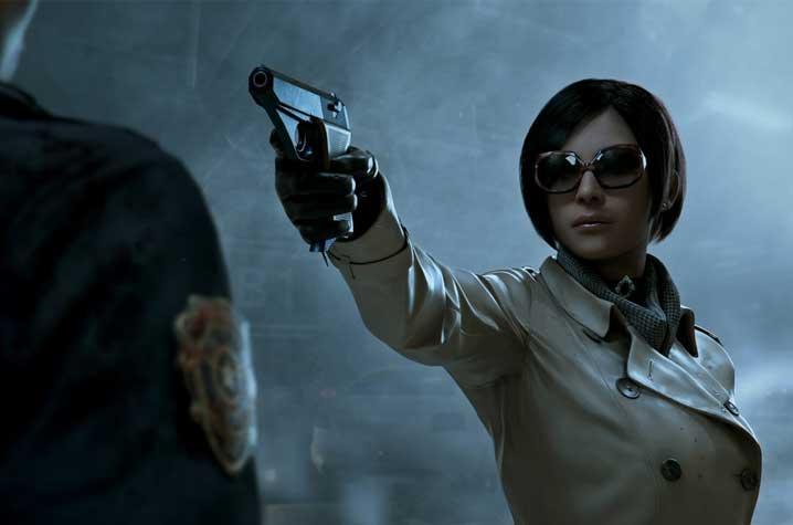 《生化危机2重制版》艾达王正式亮相!
