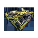 Hyperian枪械模型①