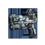 Dahl枪械模型④