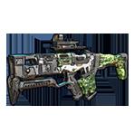 Dahl槍械模型②