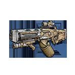 Dahl槍械模型①