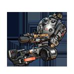 Atlas槍械模型③