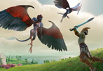 游戏故事背景