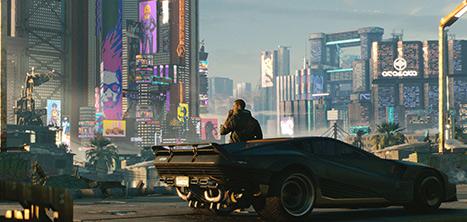 《赛博朋克2077》:CDPR最新科幻力作