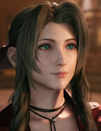 《最终幻想7重制版》:爱丽丝高颜值亮相
