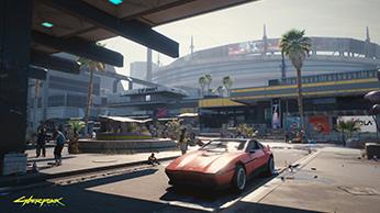 《赛博朋克2077》新酷炫枪械截图发布