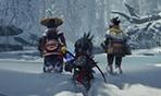 """《怪物猎人世界》冰原DLC""""金狮子""""介绍"""