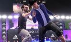 《FIFA20》vs《PES2020》花式动作比较