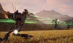 《机甲战士5:雇佣兵》试玩预告片公布