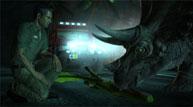 《侏罗纪公园》游戏版首支预告片公布