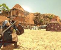 《第一圣殿骑士》精美游戏壁纸