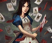 《爱丽丝:疯狂回归》精美壁纸