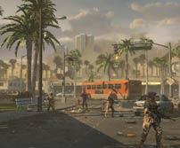 《洛杉矶之战》精美游戏壁纸