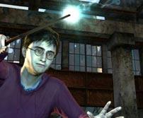 《哈利波特与死亡圣器》精美游戏壁纸