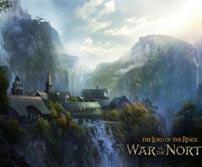 《指环王:北方战争》精美游戏壁纸