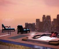 《模拟人生3:深夜狂欢》精美游戏壁纸
