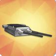 双联380mmSKC主炮