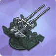 25mm连装高射机枪