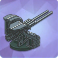 127mm连装高射炮