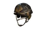 中级防弹头盔