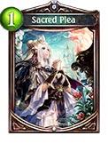 Sacred Plea
